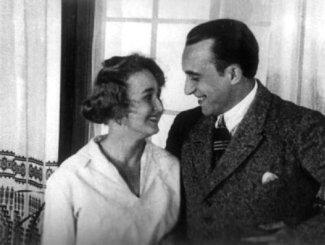 Oldřich Nový, Alice Weinerová