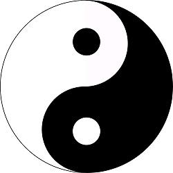 jing a jang symbol co znamená