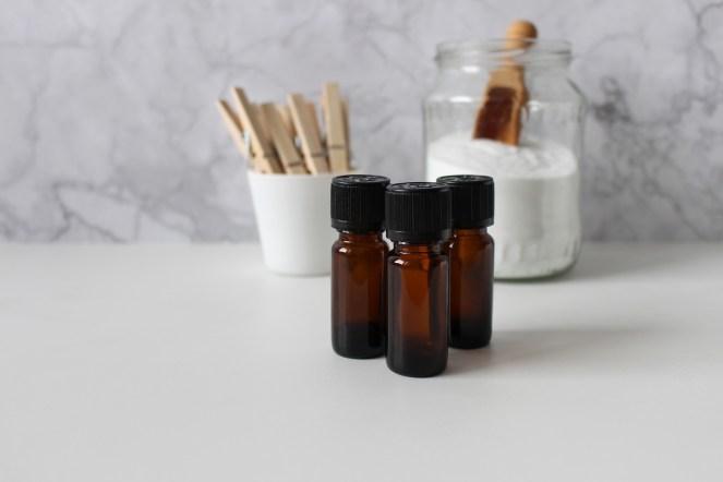 esenciální oleje úklid domácnosti