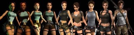 Lara Croft Evolution New