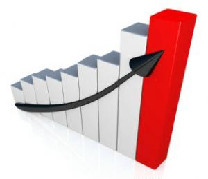 Market Up Arrow