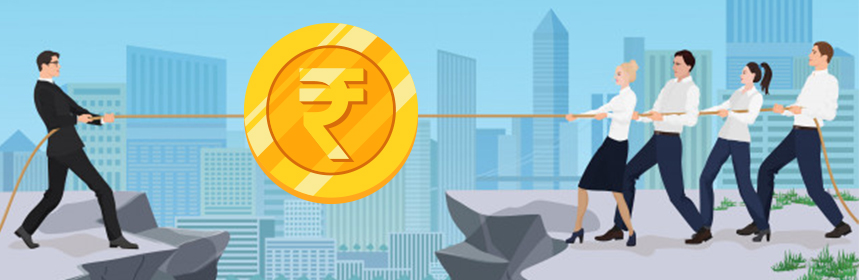 Rupee rate