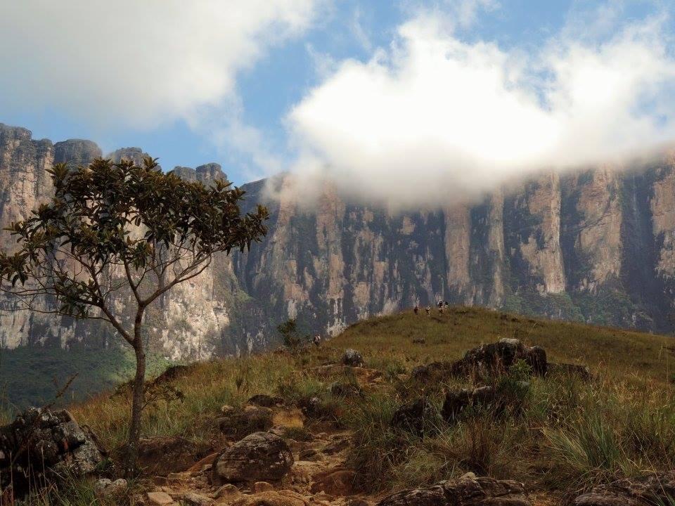 Trekking ao Monte Roraima
