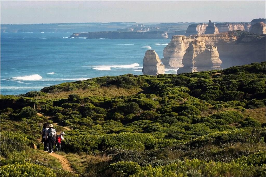 Bothfeet Great Walks of Australia - Descubra as melhores rotas de trekking da Austrália