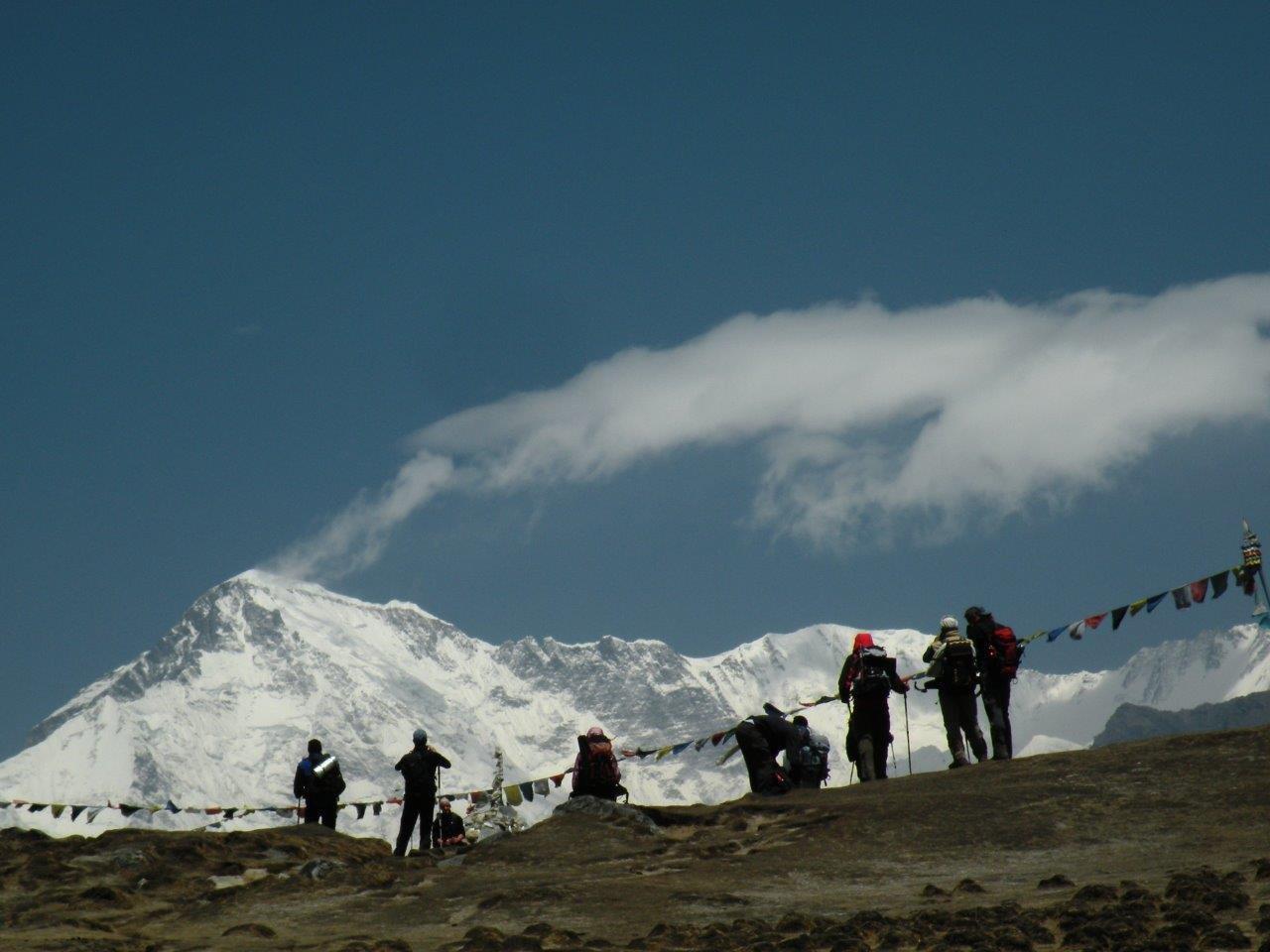 Praticar trekking pelo mundo