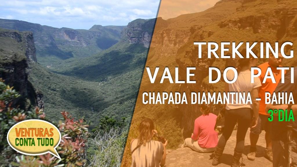 3° dia trekking na Chapada Diamantina