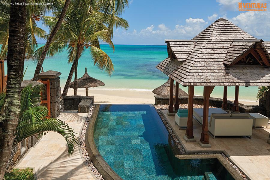 Ilhas Mauritius - Royal Palm Beachcomber Luxury