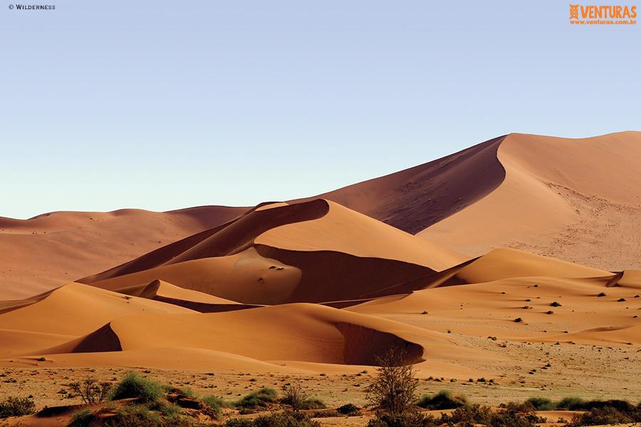 Namíbia - Wilderness