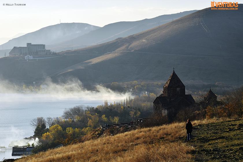 Cáucaso - Azerbaijão, Georgia e Armênia