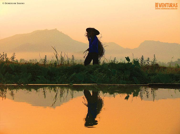 Indochina - Vietnã, Laos e Camboja 14