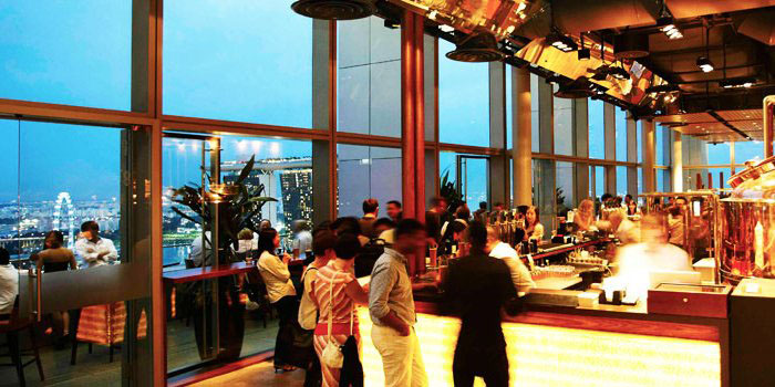 glamourous-f1-party-venuerific-blog-LeVeL33-Bar