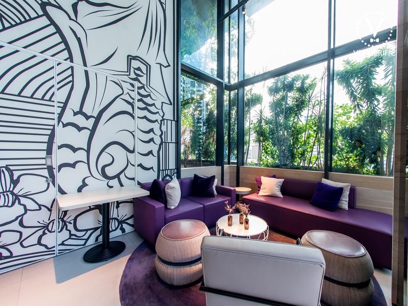 private party room at komyuniti bar and restaurant