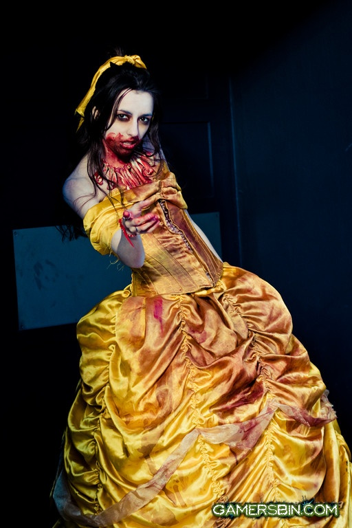 Halloween-costume-ideas-venuerific-blog-belle-gown