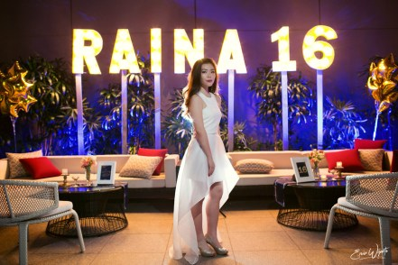elegant 16 birthday party in jakarta