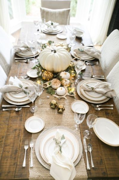 Baby-shower-venuerific-blog-pretty-white-pumpkin-table-set-up-idea