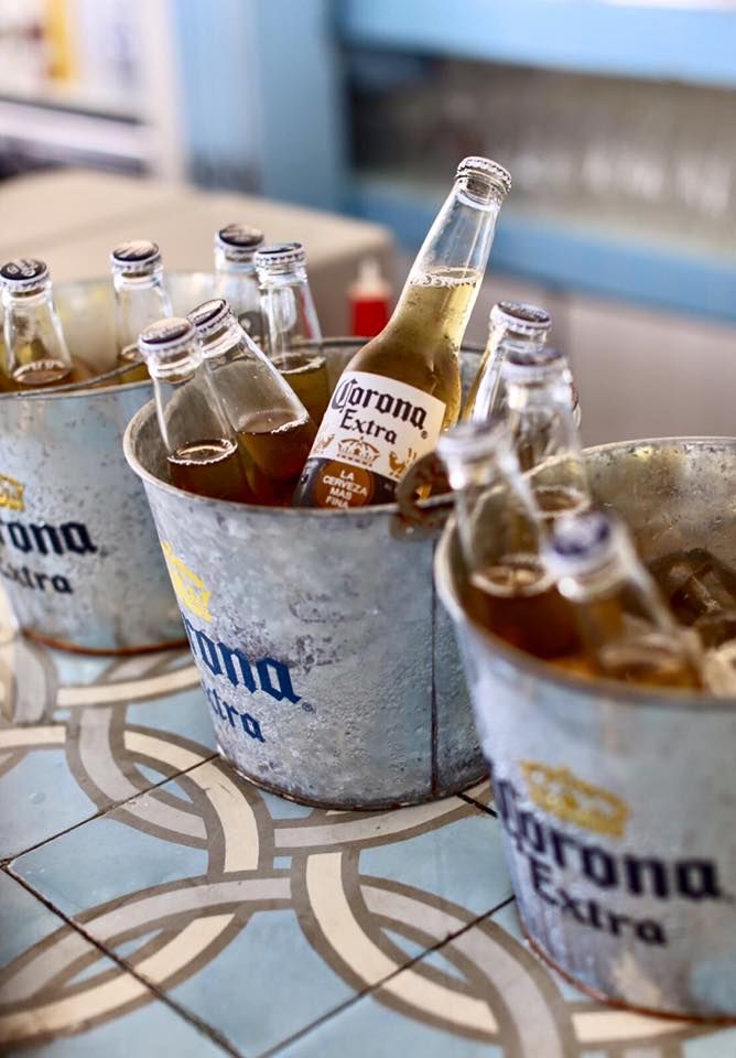 Corona Beer Buckets