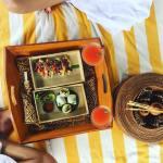 The Oberoi Lombok food