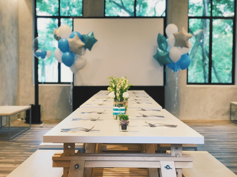 A bright indoor venue for rent with projector for 21st Birthday Party in Singapore 2018