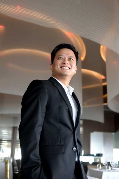 Joseph Ong, the founder of One Group