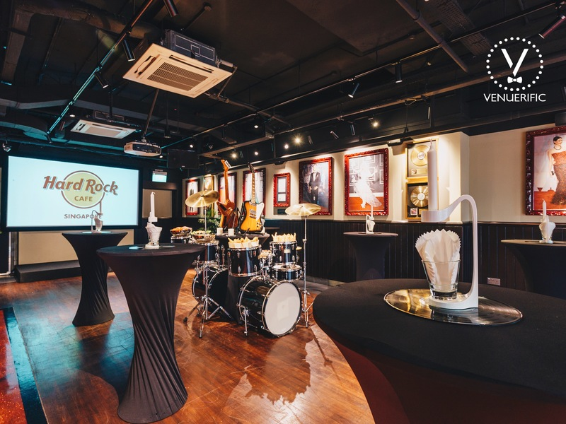 Singapore venue with American classics style