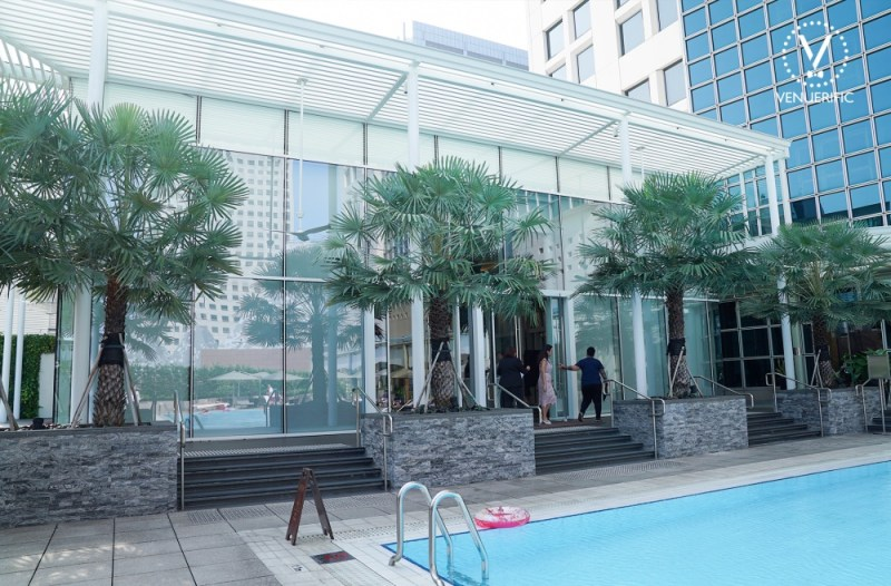 new event space from conrad centennial sngapore