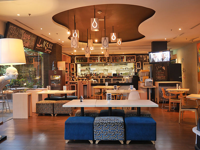cosy ambience restaurant for private event