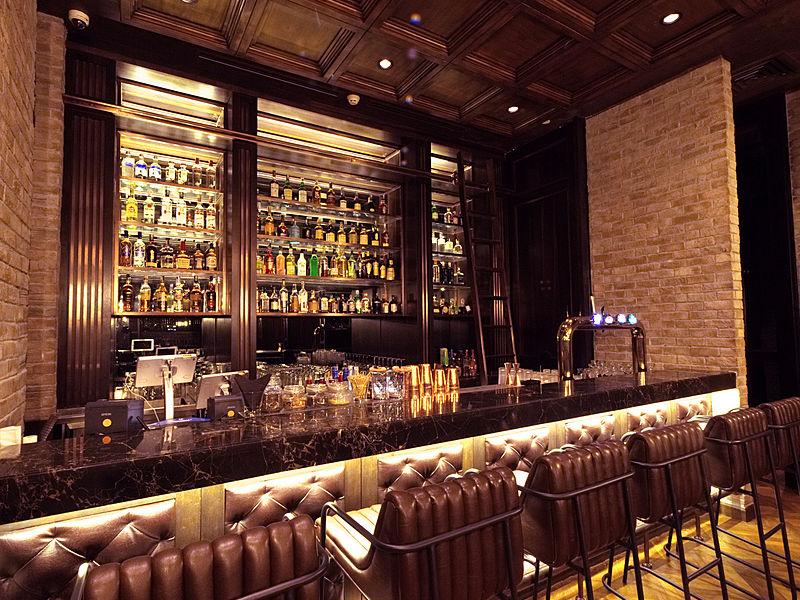 Saro Lounge Pavilion Elite Hidden Bars Kuala Lumpur