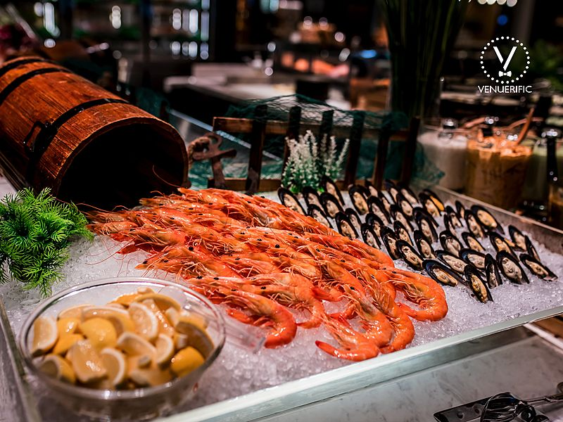 best seafood buffet singapore for christmas