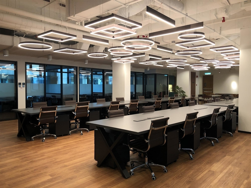 WSpace Coworking G Tower