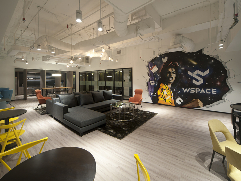 WSPACE Coworking Space at Midvalley City