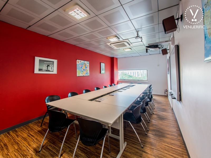 corporate business rooms for less than 10 people