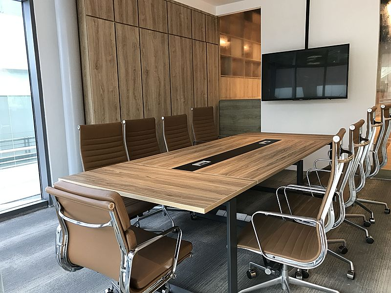 meeting room at CoSpace Park