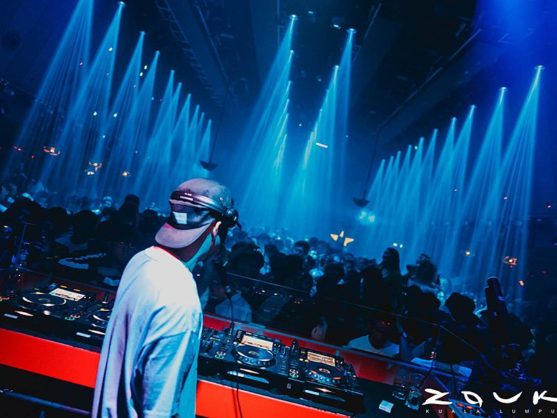 best clubbing experience at Zouk Club Kuala Lumpur