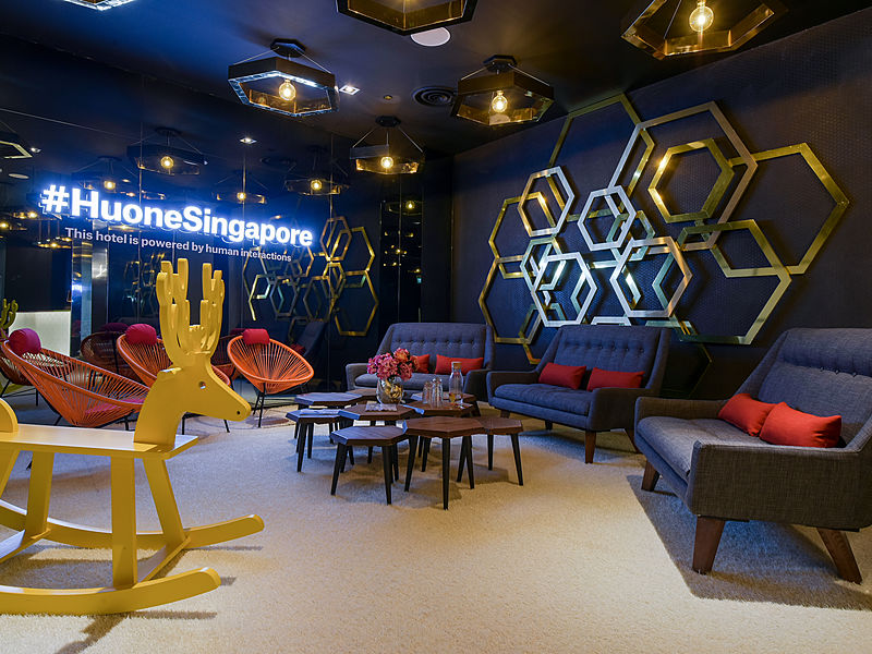 unique meeting rooms in huone singapore