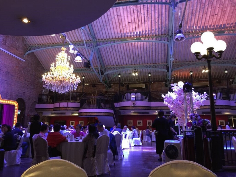 dinner ballroom for wedding hong kong
