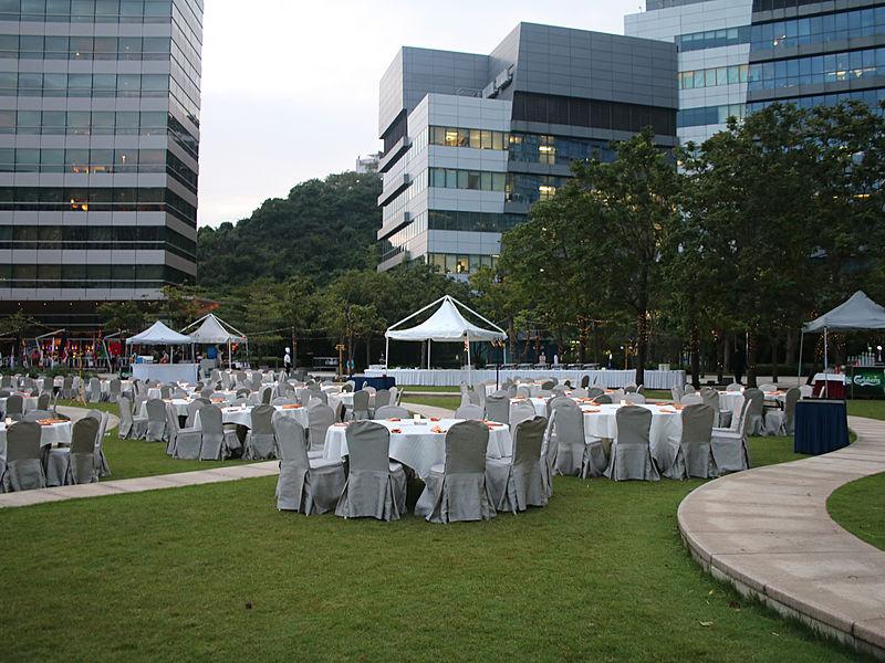 outdoor garden wedding hong kong