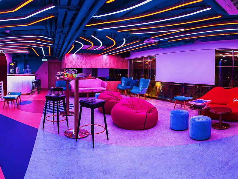 hong kong birthday party event space