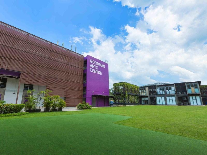 singapore large garden party venue