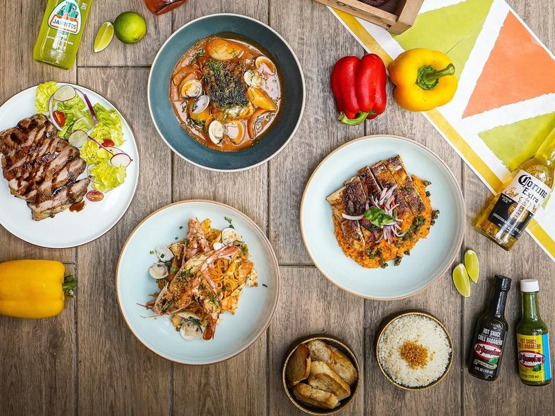 TONITO's latin american cuisine