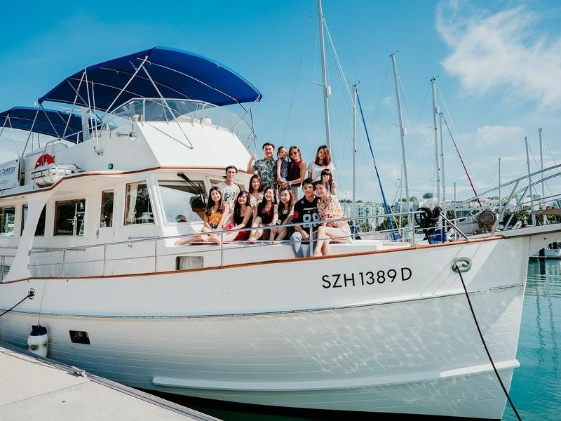 venuerific choice awards party boat