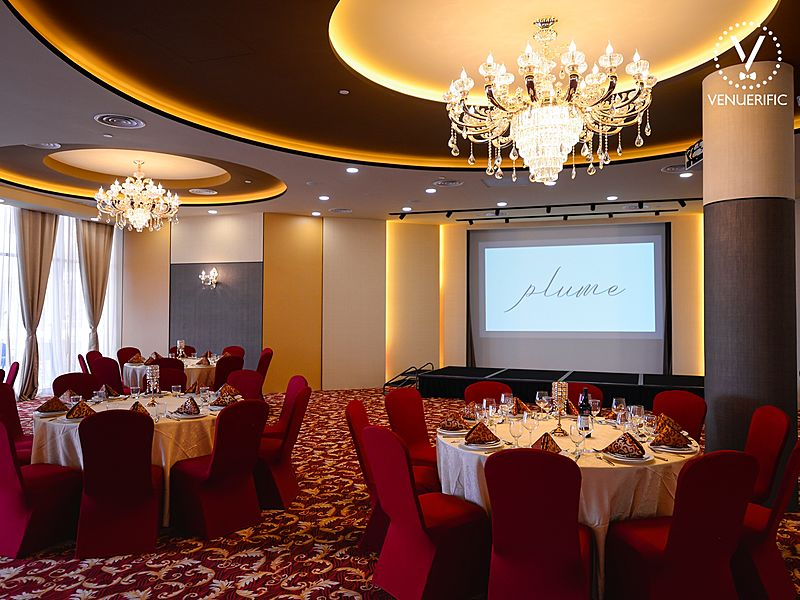 Venuerific choice awards ballroom