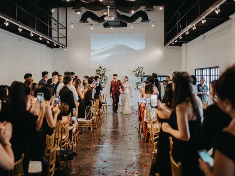venuerific choice awards warehouse wedding venue