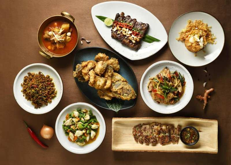 Corporate Event Thai Fine Dining