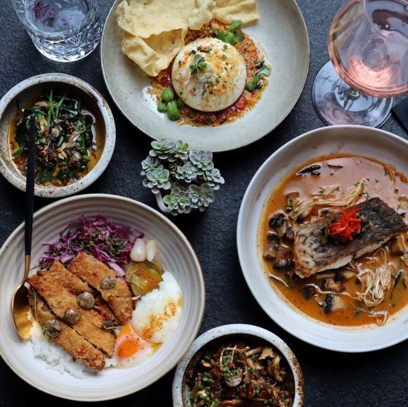 5 pax tasty food restaurant