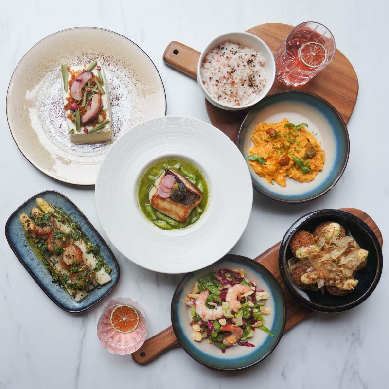 Best restaurant deals in Singapore at SIRI HOUSE - Netflix and Fill