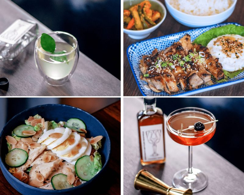 Best restaurant deals in Singapore at KOMYUNITI Bar & Restaurant - takeaway and delivery specials
