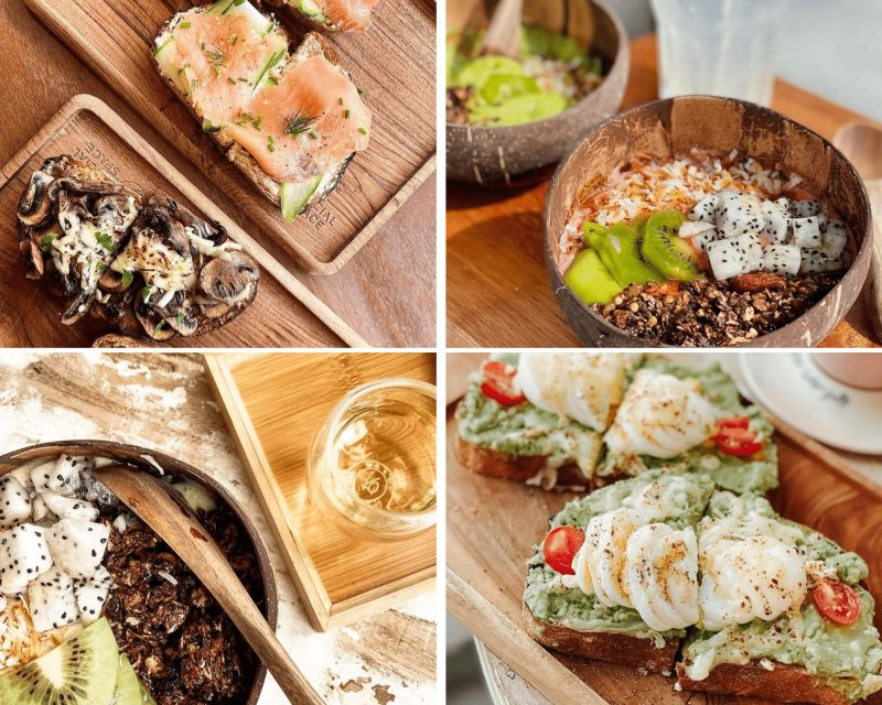 Best restaurant deals in Singapore at The Social Space - takeaway specials