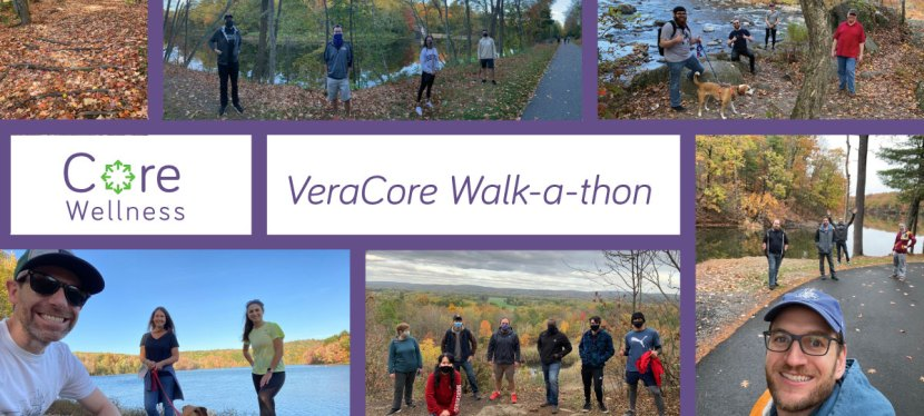 VeraCore Reconnects and Joins the Fight Against Hunger