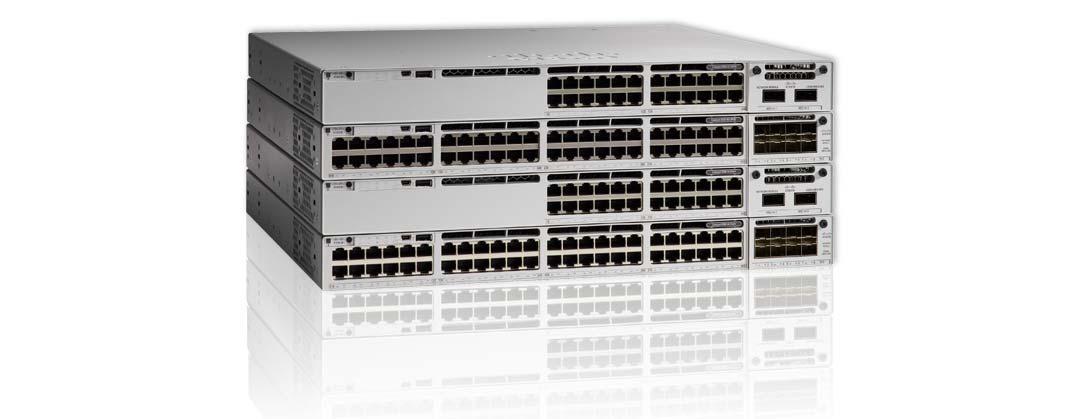 Cisco Catalyst 9300 Series Specs Comparison