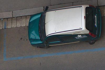 Parkovací zóny